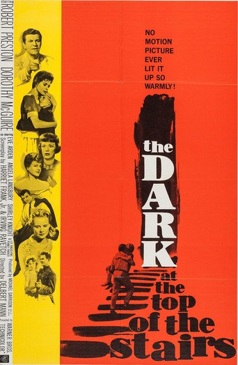 the dark at the top of the stairs 1960