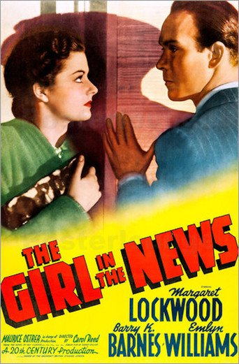 the girl in the news 1940