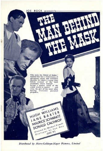 the man behind the mask 1936