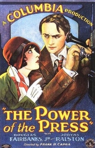the power of the press 1928