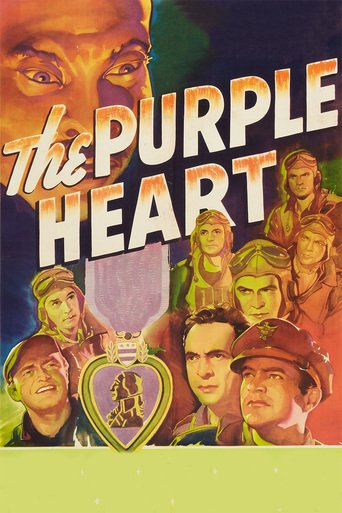 the purple heart 1944