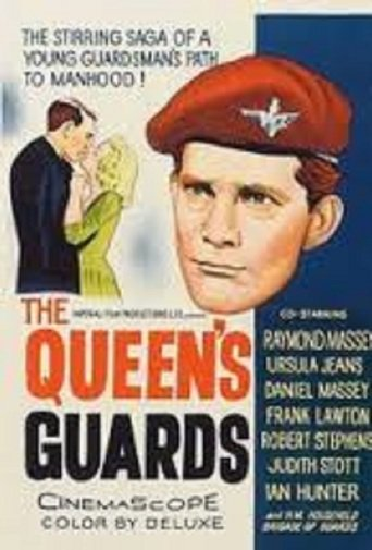 the queens guards 1961
