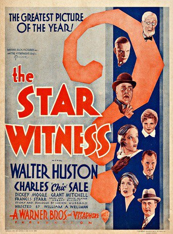 the star witness 1931
