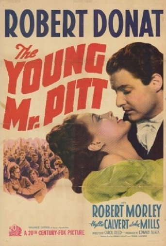 the young mr pitt 1942