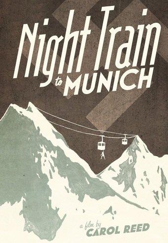 train de nuit pour munich 1940