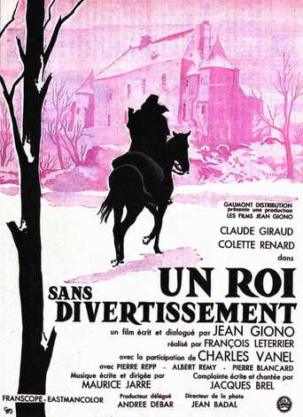 un roi sans divertissement 1963