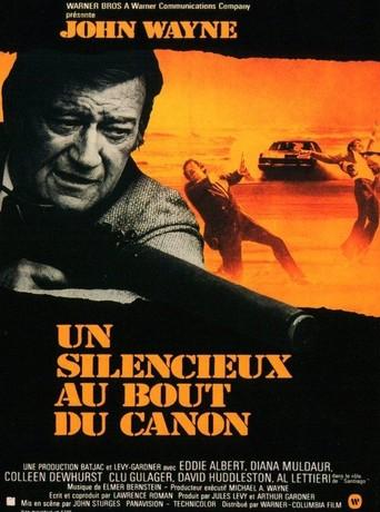 un silencieux au bout du canon 1974