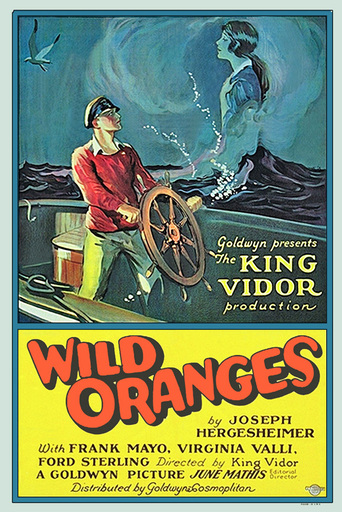 wild oranges 1924