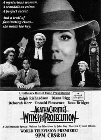 witness for the prosecution 1982