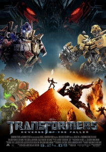transformers 2 la revanche 2009