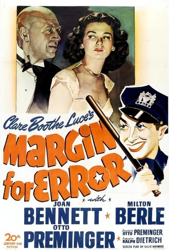 margin for error 1943