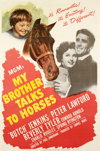 my brother talks to horses 1947