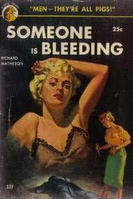 someone is bleeding 1974