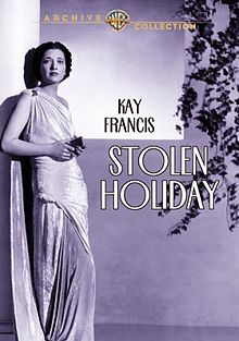 stolen holiday 1937