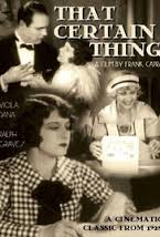 that certain thing 1928