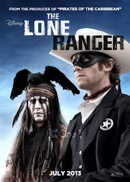 the lone ranger le justicier masque 2013