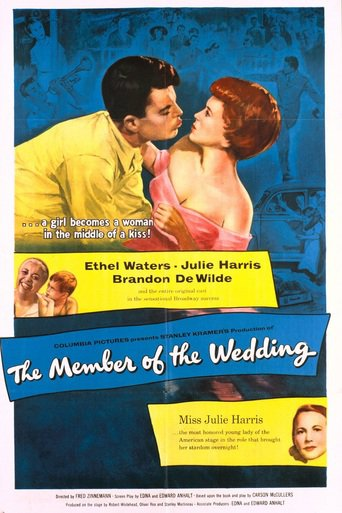 the member of the wedding 1952