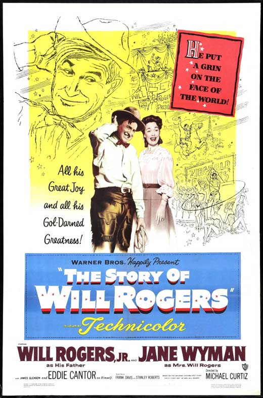 the story of will rogers 1952